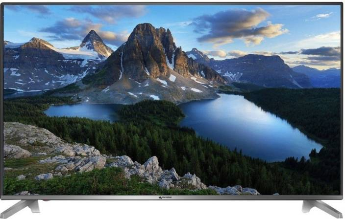 Micromax Canvas 123cm (50 inch) Full HD LED Smart TV