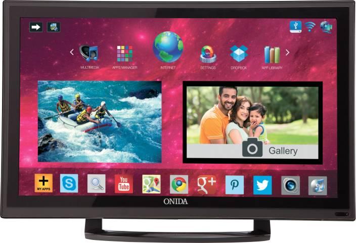 Onida 60cm (24 inch) HD Ready LED Smart TV