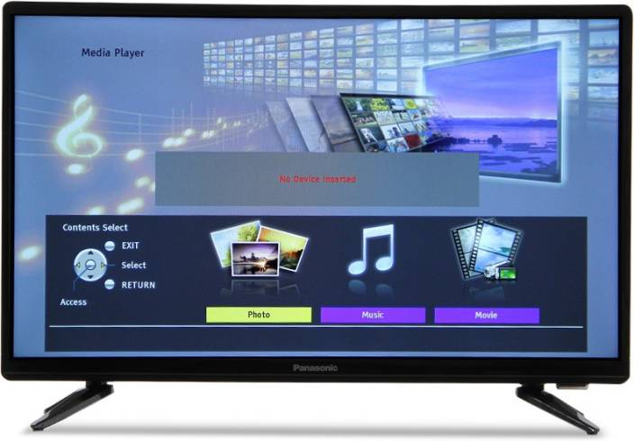 panasonic 55 cm 22 inch full hd led tv online at best prices in india. Black Bedroom Furniture Sets. Home Design Ideas