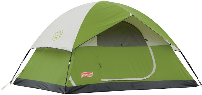 Coleman Sundome 4 Tent - For 4 Persons - 9 feet X 7 feet 1  sc 1 st  Flipkart : buy coleman tents - memphite.com