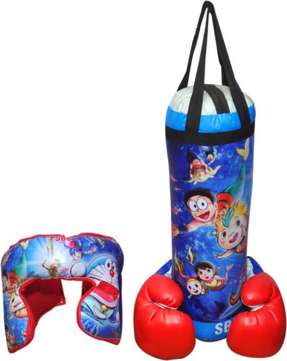 402fd8456f52 RK Toys Doraemon - D Boxing Price in India - Buy RK Toys Doraemon - D Boxing  online at Flipkart.com