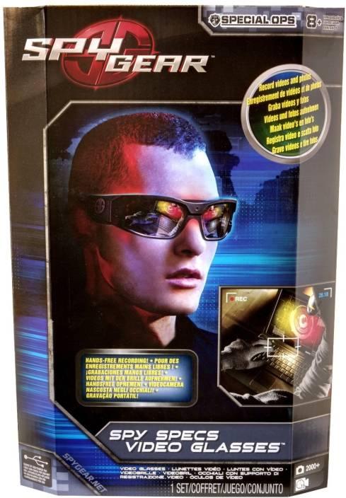 72b442c6019 Spy Gear Video Glasses - Video Glasses . Buy Glass toys in India ...
