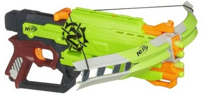 Buy Nerf Zombie Strike Doublestrike Blaster at Argos.co.uk, visit Argos.