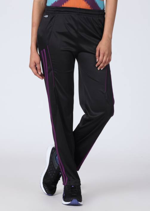 shop for genuine biggest discount amazing price Black Panther Solid Women's Black Track Pants