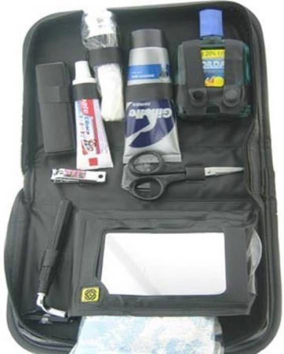b3afbed08ee5 Gifts2Gifts Shaving Ultimate-X Gillette Travel Toiletry Kit Black ...