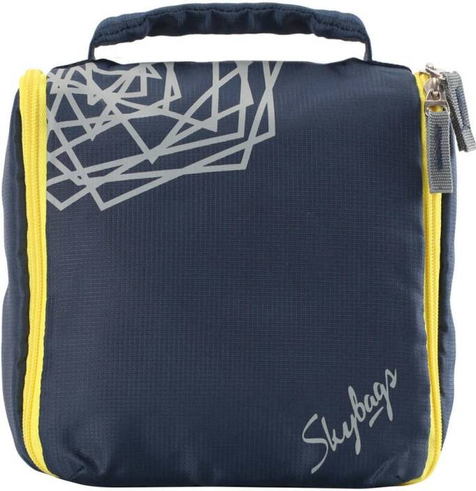 9242d378b8 Skybags Eazy Travel Toiletry Kit Blue - Price in India