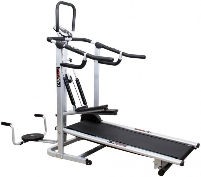 Lifeline Deluxe 4 in 1 Treadmill