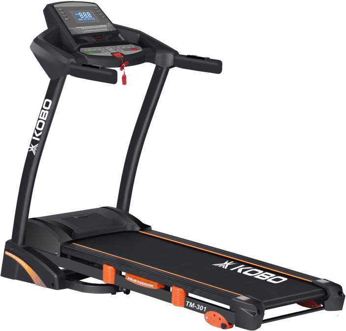 Kobo h p treadmill for home gym cardio fitness