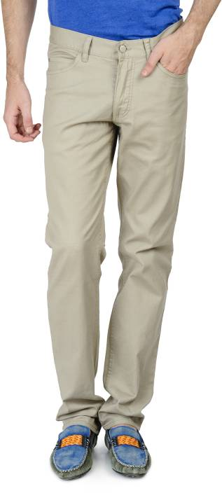 H&M Slim Fit Men's Grey Trousers
