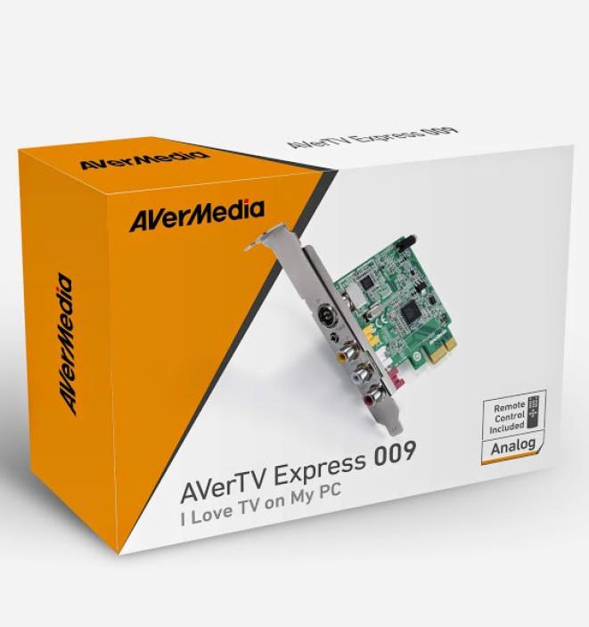 HP Pavilion HDX9224TX AVerMedia TV Tuner Card Driver Download