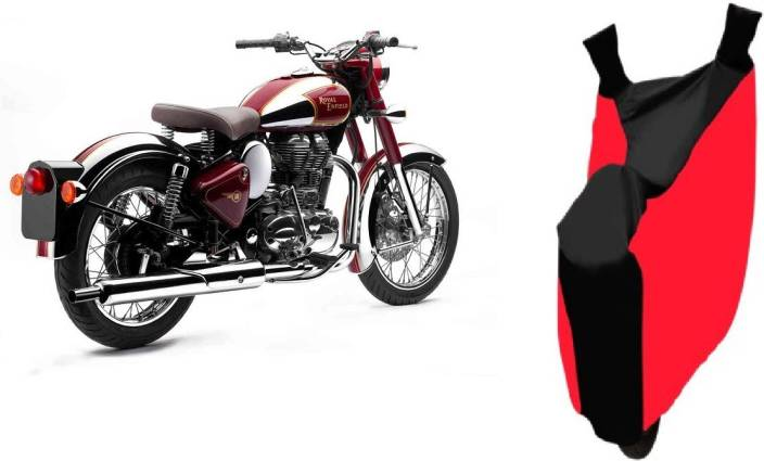 Bombax Two Wheeler Cover for Royal Enfield Price in India - Buy