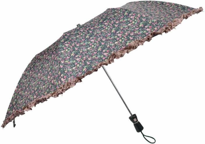 1c0195b67f6f2 Fendo 2 fold automatic Frill for ladies Umbrella - Buy Fendo 2 fold ...