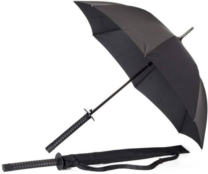 Excluzy Samurai Sword Umbrella