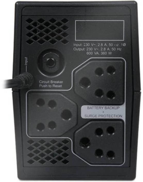 APC BX600CIIN UPS