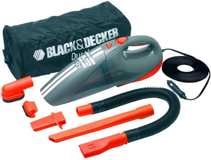 Black Amp Decker Acv 1205 Car Vacuum Cleaner Price In India