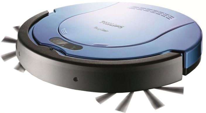 Philips :FC 8800/01, (8838 800 01010) Robotic Floor Cleaner