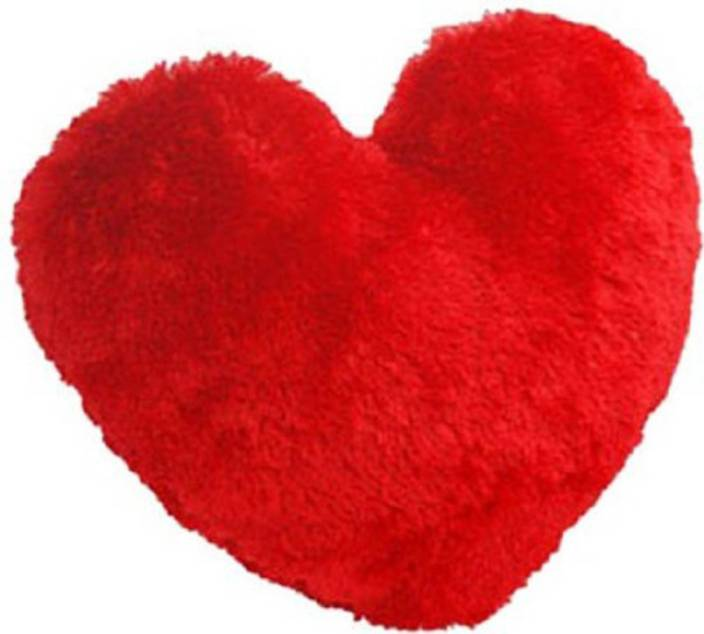 Kinderbuddy VALANTINE RED HEART CUSHION Cushion Gift Set