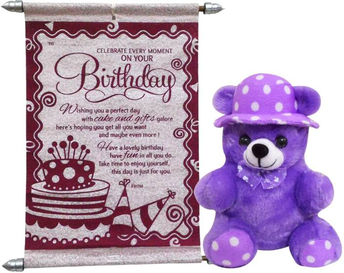 Saugat Traders ST0001726 Soft Toy Gift Set