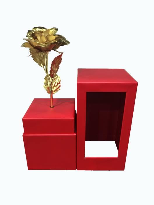 SAF GOLD45 Artificial Flower Gift Set