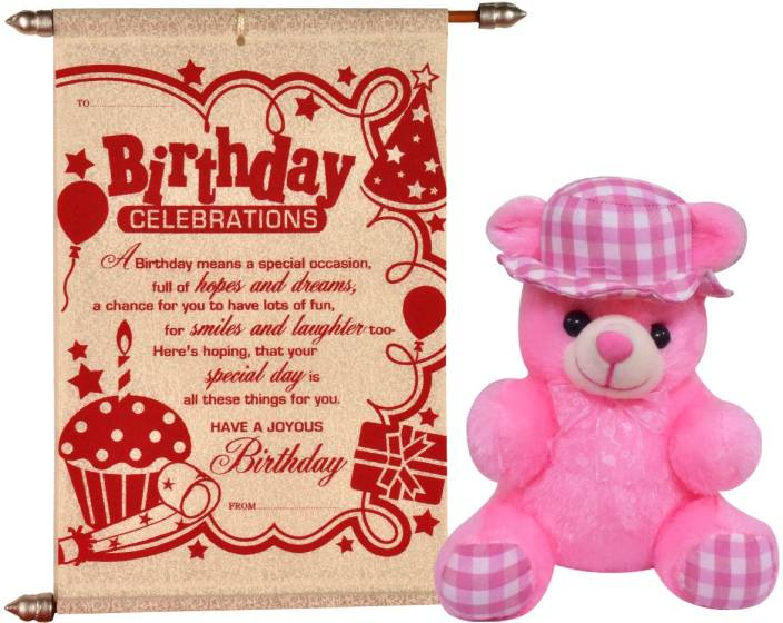 Saugat Traders ST0001717 Soft Toy Gift Set