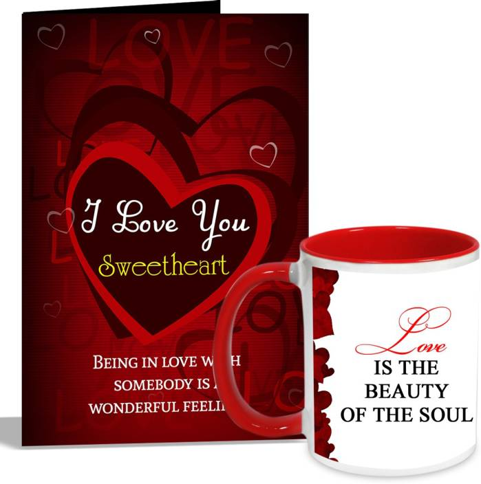 alwaysgift To Me You Are Perfect Mug With Card Hamper Greeting Card Gift Set