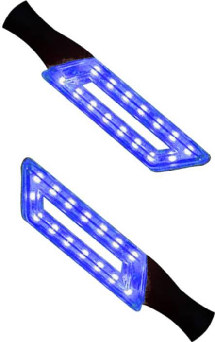 Accessoreez Front Rear Led Indicator Light For Tvs Jupiter Price In