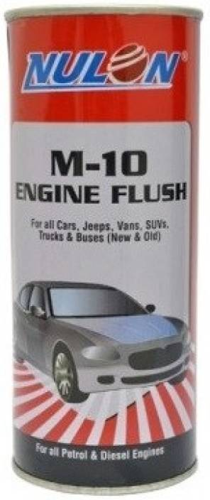 Nulon M-10 Engine Flush Flushing High-Mileage Motor Oil