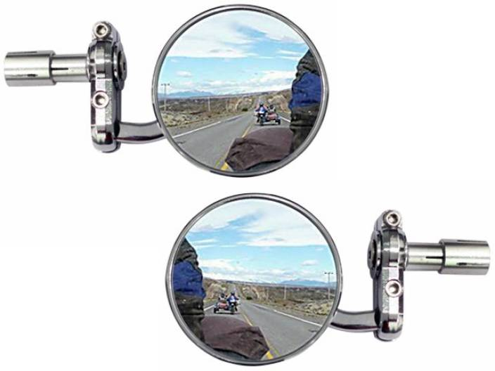 flipkart bike spare parts speedwav manual rear view mirror for ignitor price in 10854