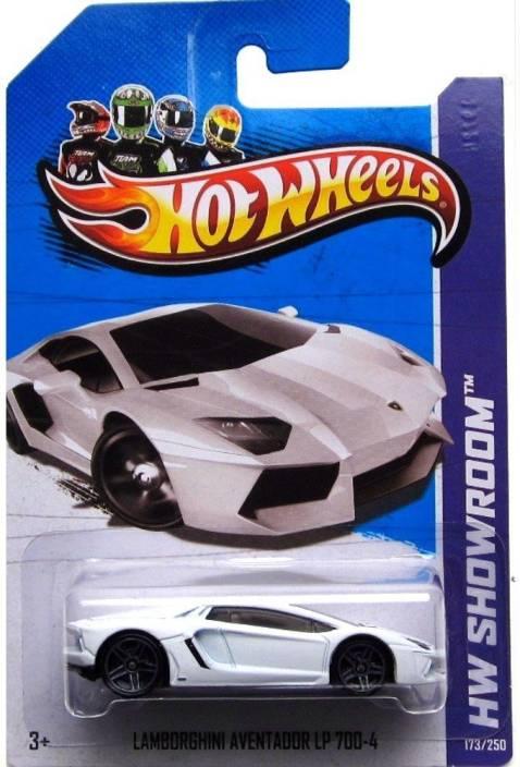 Hot Wheels Lamborghini Aventador LP 700 4