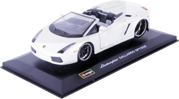 Bburago Lamborghini Gallardo Spyder 1:32 Scale Diecast Metal Car