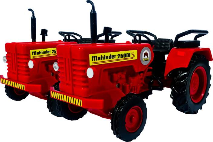 Jack Royal Mahindra Surpuch tractor-ct-133-Red Red