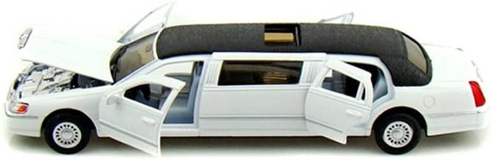 Kinsmart 1999 Lincoln Limousine