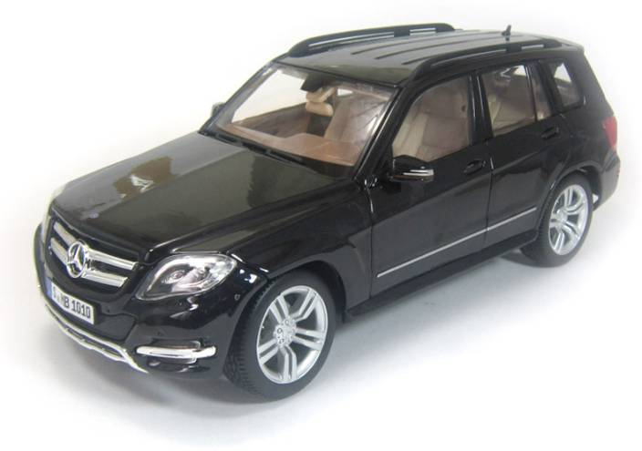 Maisto Mercedes Benz Glk Class 1 18 Black By Car Scale Model