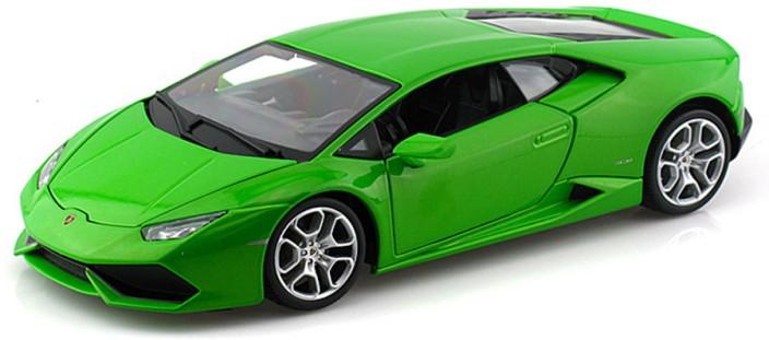 Bburago Lamborghini Huracan LP 610 4 Diecast Model Car