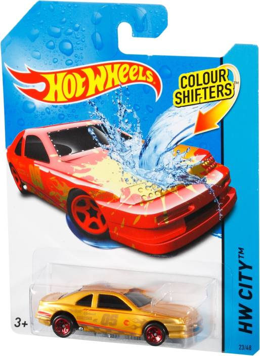 Hot Wheels Colour Shifters
