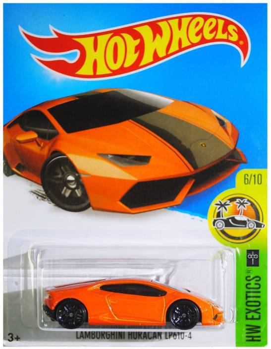 Hot Wheels Hw Exotics Lamborghini Huracan Lp610 4 Hw Exotics