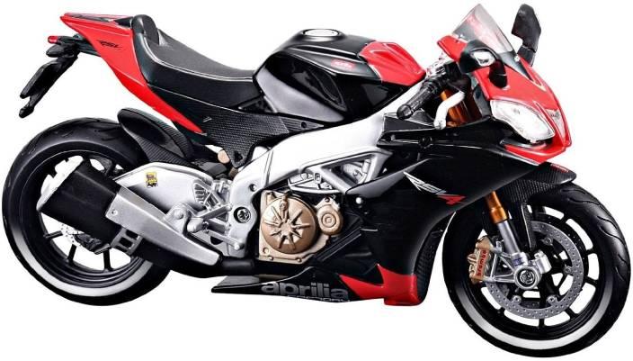 MAISTO Aprilia Rsv4 Factory Diecast Motorcycle
