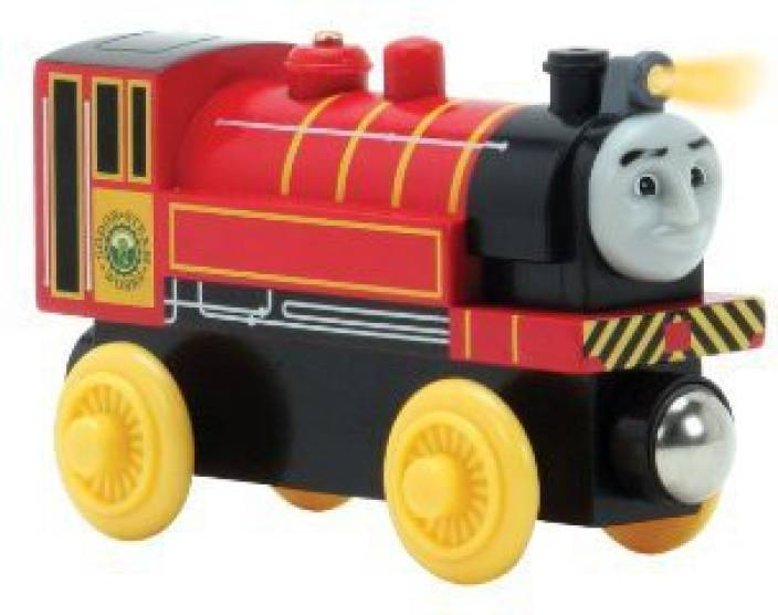 Tomy Thomas And Friends Wooden Railway Talking Victor Thomas And