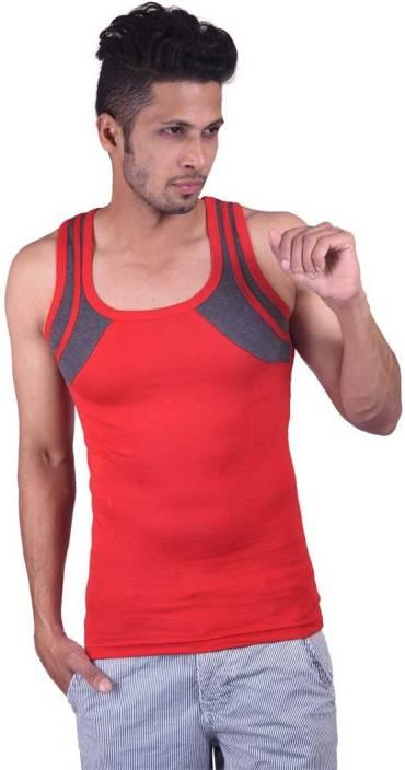 82d87a04fe98f Gen X Men s Vest - Buy Red