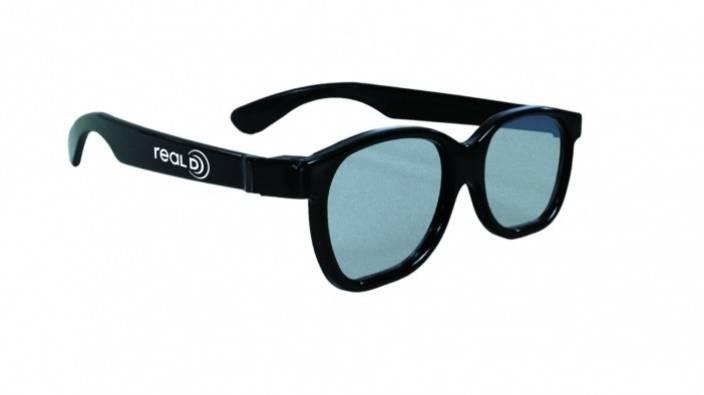 f6138d70f2 3DS Original Real-D Passive 3D glasses for Passive 3D TV s and 3D Cinema  Video Glasses - 3DS   Flipkart.com