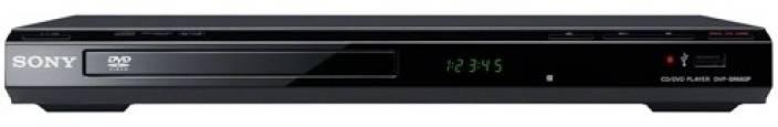 Sony DVP-SR660P/BCIN5 DVD Player