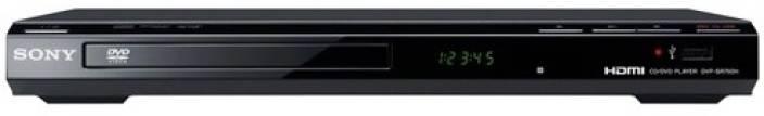 Sony DVP-SR750HP DVD Player