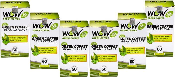 WOW! Green Coffee Bean Extract