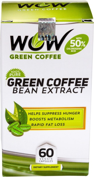 price of wow green coffee in india