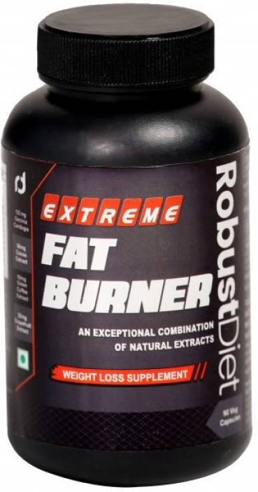 8ea516919 RobustDiet RD Extreme Fat Burner With Garcinia Cambogia Price in ...