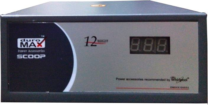 Whirlpool 1005D Voltage Stabilizer (For Upto 450L Refrigerators)