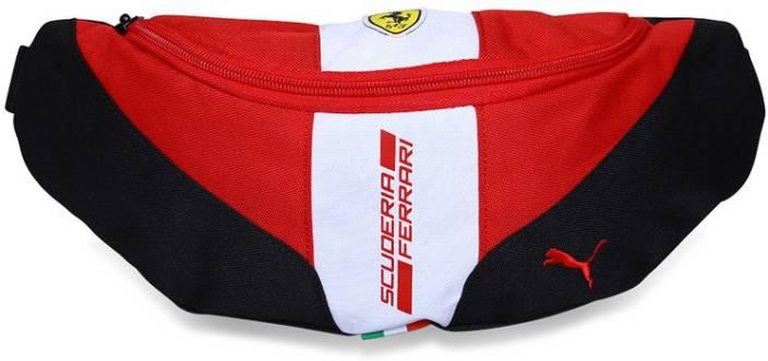 Puma Puma Ferrari Fanwear Waist Bag (rosso corsa-white-black) Waist Bag