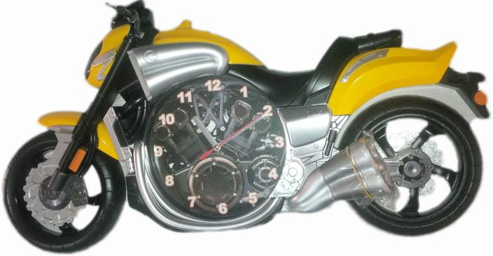 Upbeat Analog Wall Clock