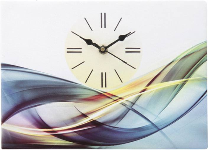 Design O Vista Analog Wall Clock