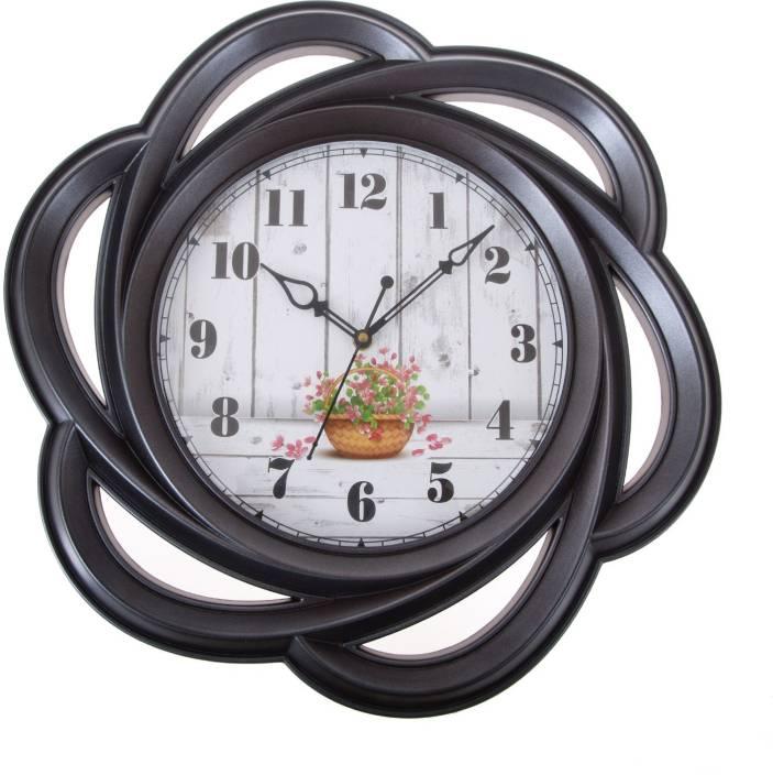 SMERA Analog Wall Clock